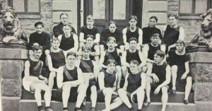 Vintage Princeton Track